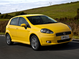 Pictures of Fiat Punto Sporting BR-spec (310) 2007–12