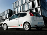 Pictures of Fiat Grande Punto T-Jet 3-door (199) 2007–09