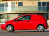 Pictures of Fiat Grande Punto Van UK-spec (199) 2007–12