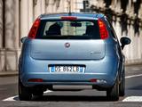 Pictures of Fiat Grande Punto Natural Power 5-door (199) 2008–12