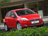 Pictures of Fiat Punto ZA-spec (310) 2009–12