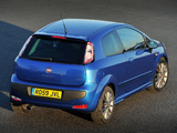 Pictures of Fiat Punto Evo 3-door UK-spec (199) 2010–12