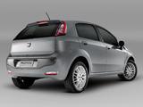 Pictures of Fiat Punto BR-spec (310) 2012