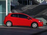Pictures of Fiat Punto 3-door (199) 2012