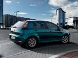 Pictures of Fiat Punto 5-door (199) 2012