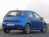 Pictures of Fiat Punto 5-door UK-spec (199) 2012