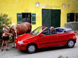 Fiat Punto Cabrio ELX (176) 1994–2000 wallpapers