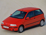 Fiat Punto Sporting (176) 1995–99 wallpapers
