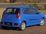 Fiat Punto HGT ZA-spec (188) 2003–05 wallpapers
