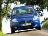 Fiat Grande Punto T-Jet 5-door (199) 2007–09 wallpapers