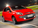 Fiat Punto Sporting BR-spec (310) 2012 wallpapers