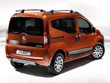 Fiat Qubo Trekking (225) 2011 wallpapers