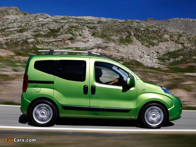 Photos of Fiat Qubo (225) 2008 (640 x 480)