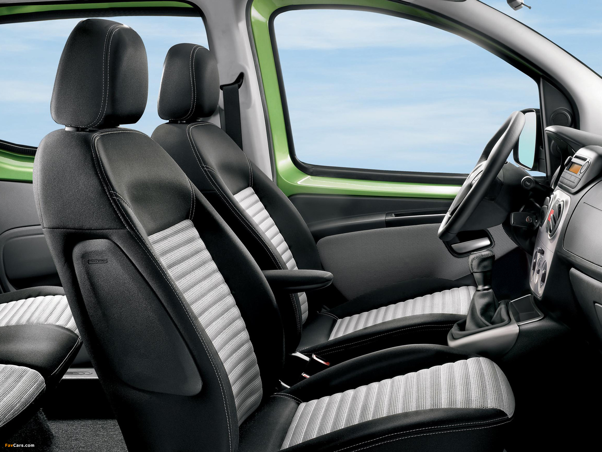 Fiat Qubo (225) 2008 wallpapers (2048 x 1536)