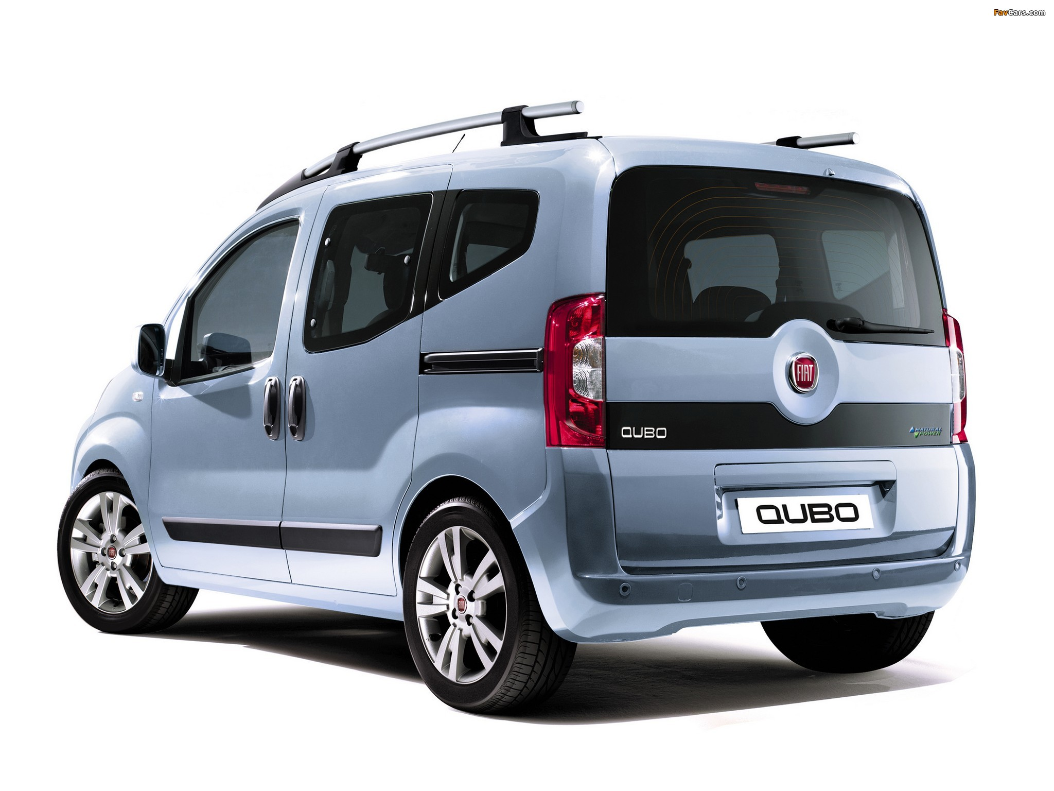 Fiat Qubo Natural Power (225) 2009 wallpapers (2048 x 1536)