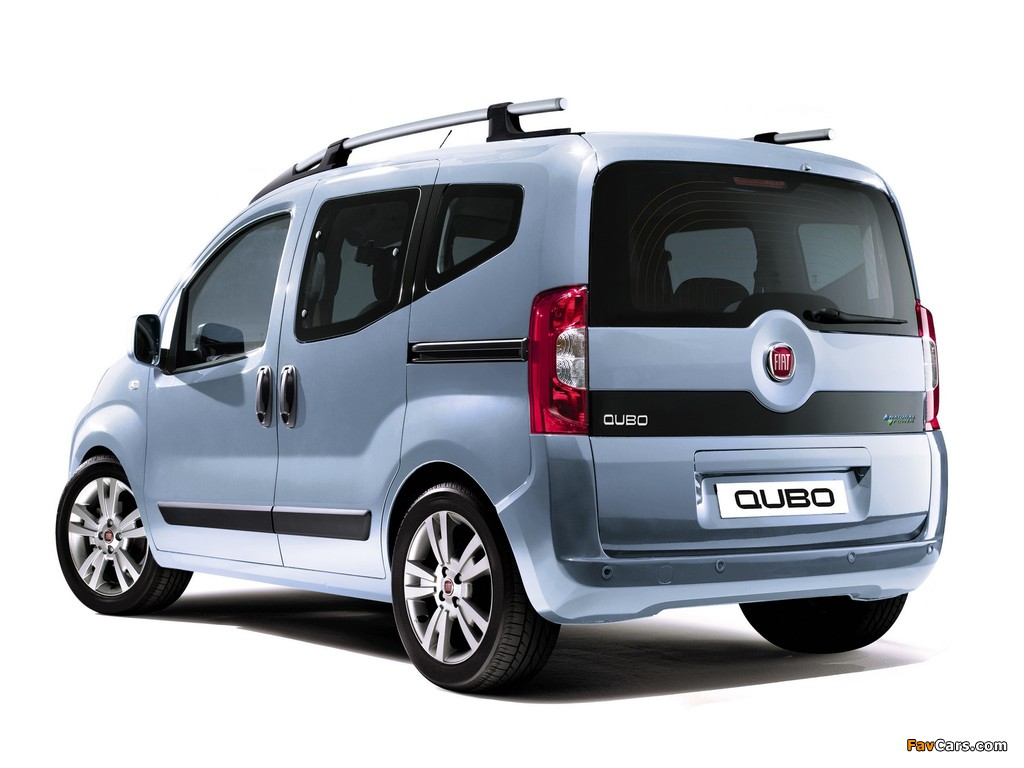Fiat Qubo Natural Power (225) 2009 wallpapers (1024 x 768)