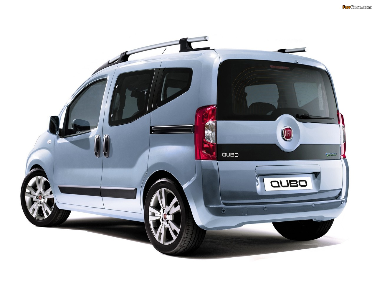 Fiat Qubo Natural Power (225) 2009 wallpapers (1280 x 960)