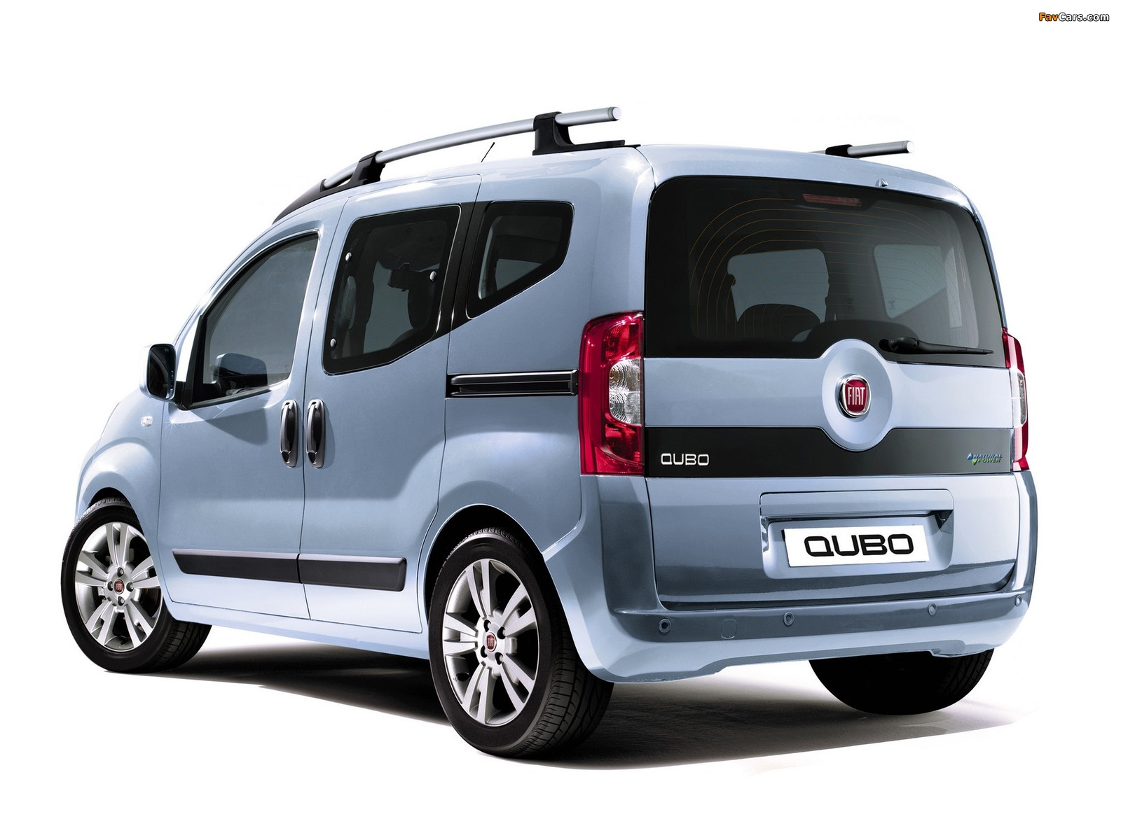 Fiat Qubo Natural Power (225) 2009 wallpapers (1600 x 1200)
