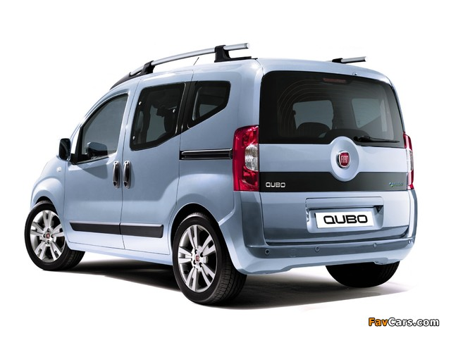 Fiat Qubo Natural Power (225) 2009 wallpapers (640 x 480)