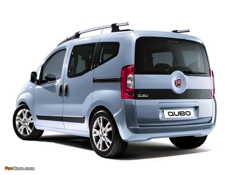 Fiat Qubo Natural Power (225) 2009 wallpapers (800 x 600)