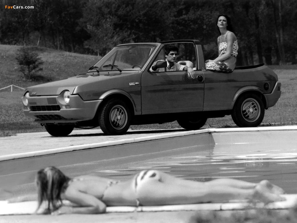 Fiat Ritmo Cabrio Prototipo 1980 images (1024 x 768)