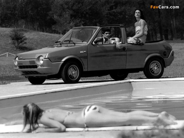 Fiat Ritmo Cabrio Prototipo 1980 images (640 x 480)
