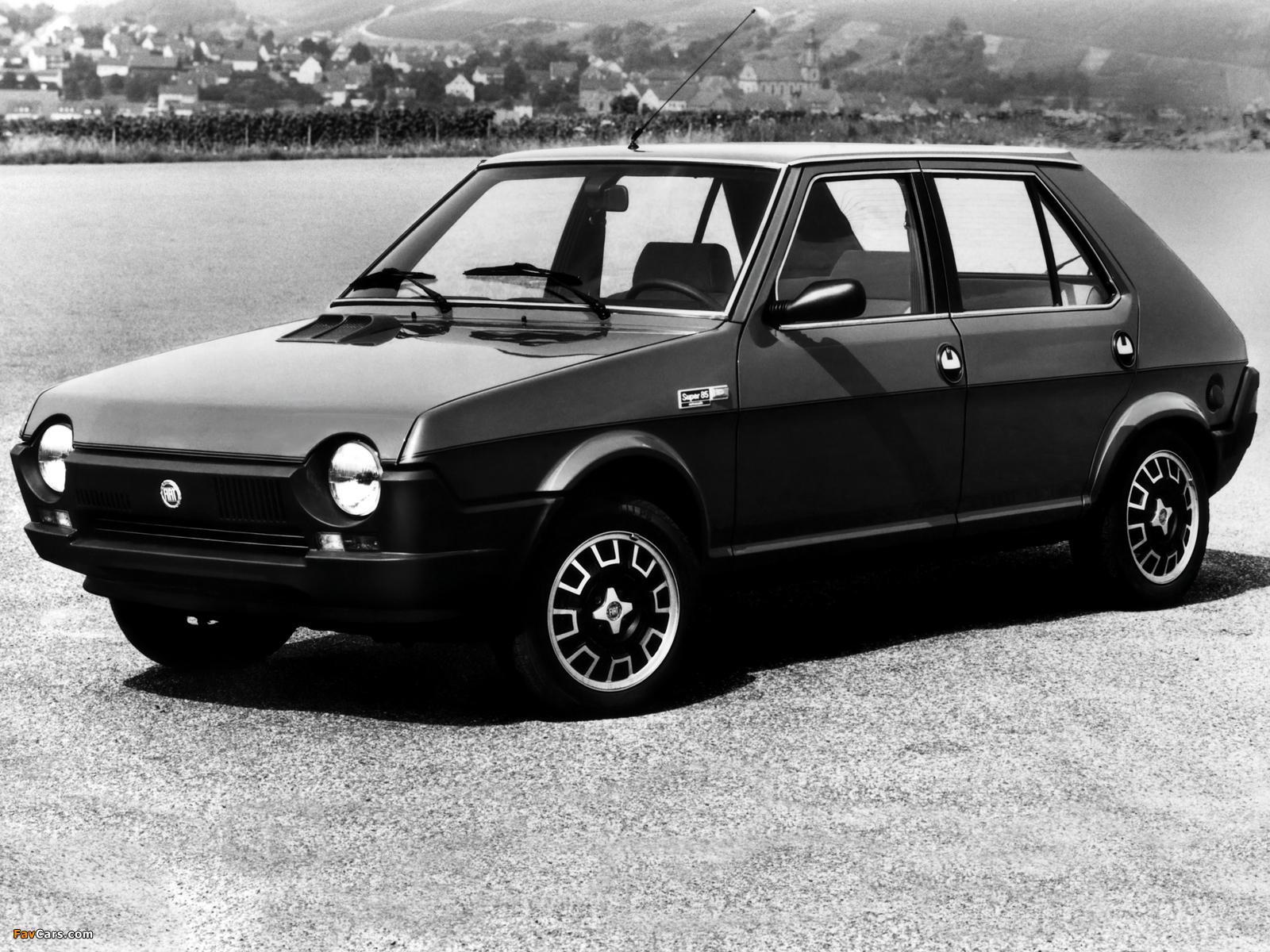 Fiat Ritmo S85 Supermatic 1982 pictures (1600 x 1200)