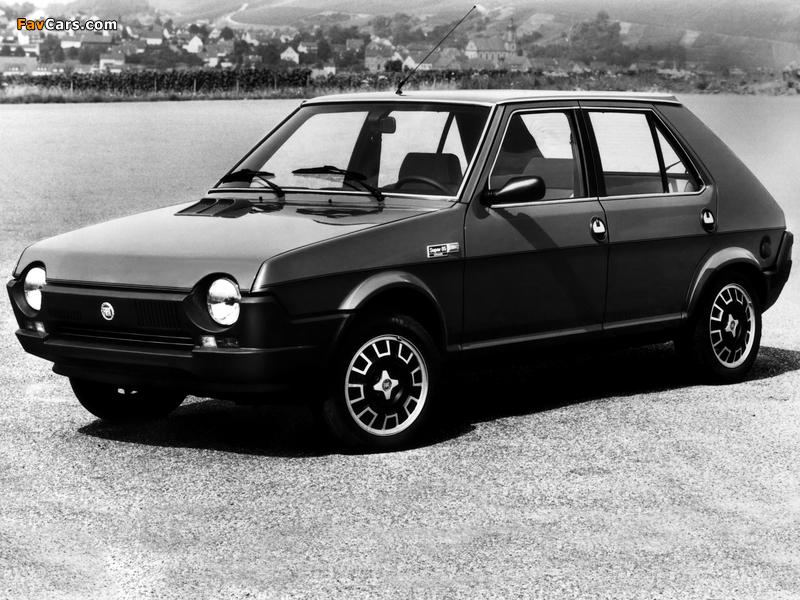 Fiat Ritmo S85 Supermatic 1982 pictures (800 x 600)