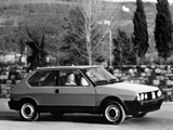 Fiat Ritmo 105 TC 1983–85 photos