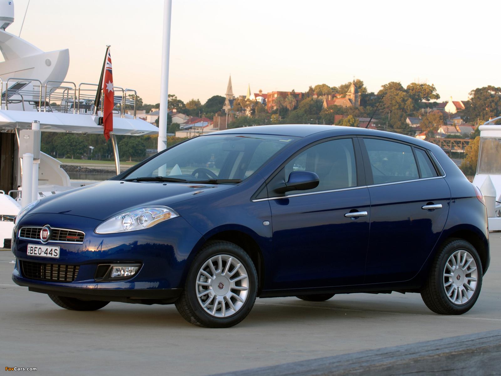 Fiat Ritmo 2008–09 pictures (1600 x 1200)