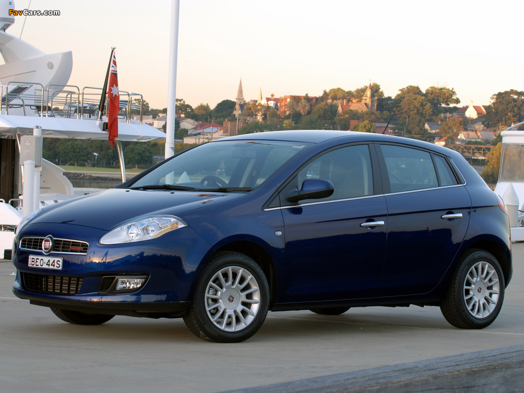 Fiat Ritmo 2008–09 pictures (1024 x 768)