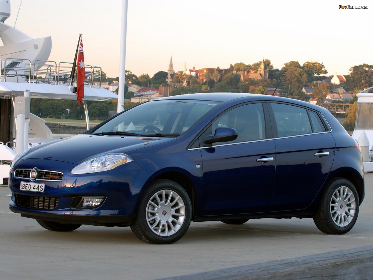 Fiat Ritmo 2008–09 pictures (1280 x 960)