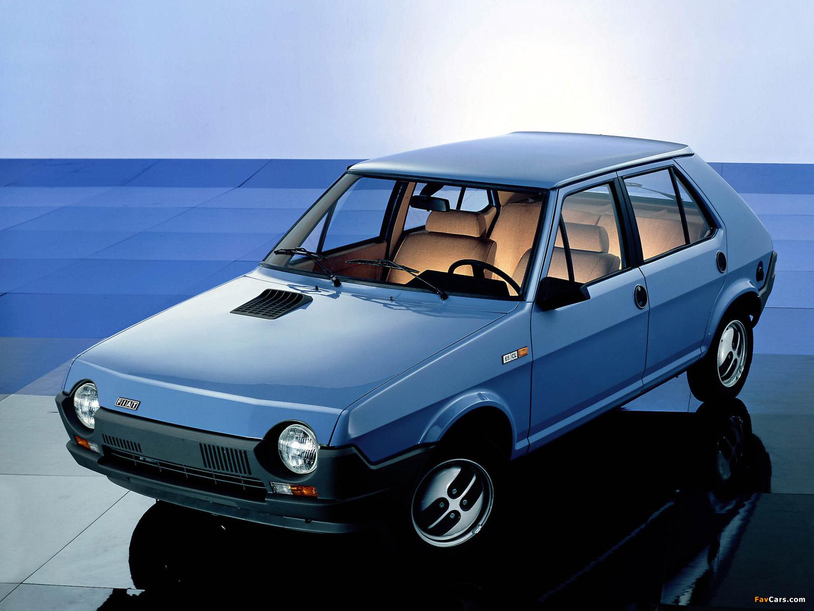 Images of Fiat Ritmo 65 5-door 1978–82 (1600 x 1200)