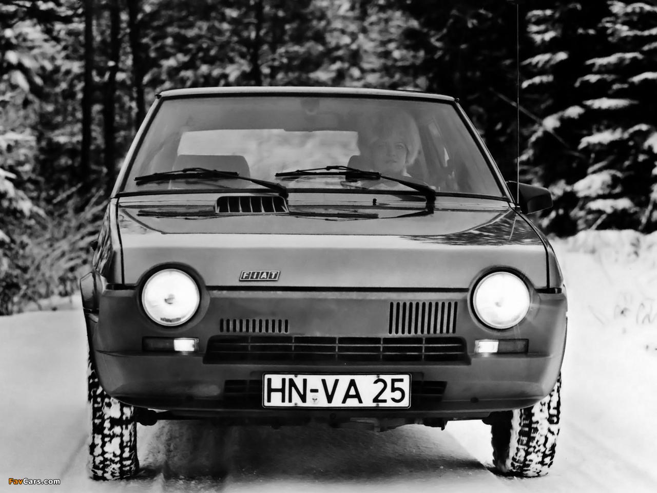Images of Fiat Ritmo 5-door 1978–82 (1280 x 960)