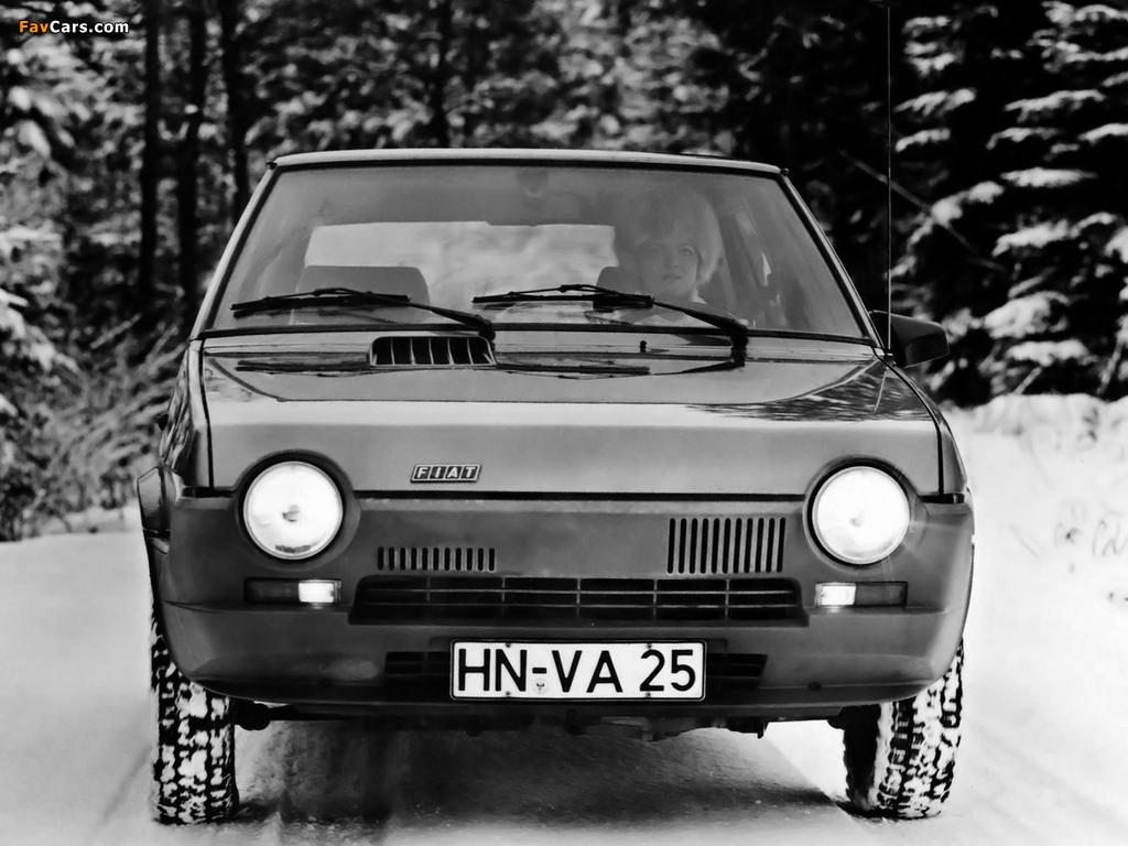 Images of Fiat Ritmo 5-door 1978–82 (1024 x 768)