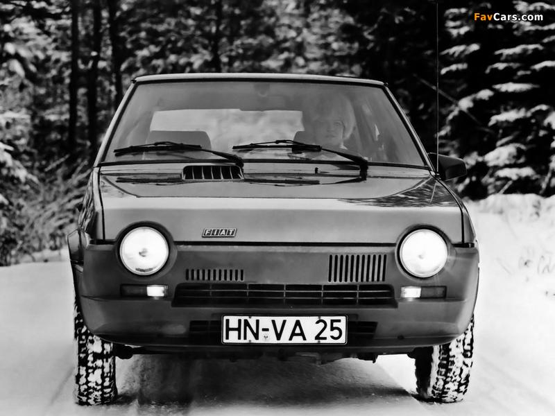 Images of Fiat Ritmo 5-door 1978–82 (800 x 600)