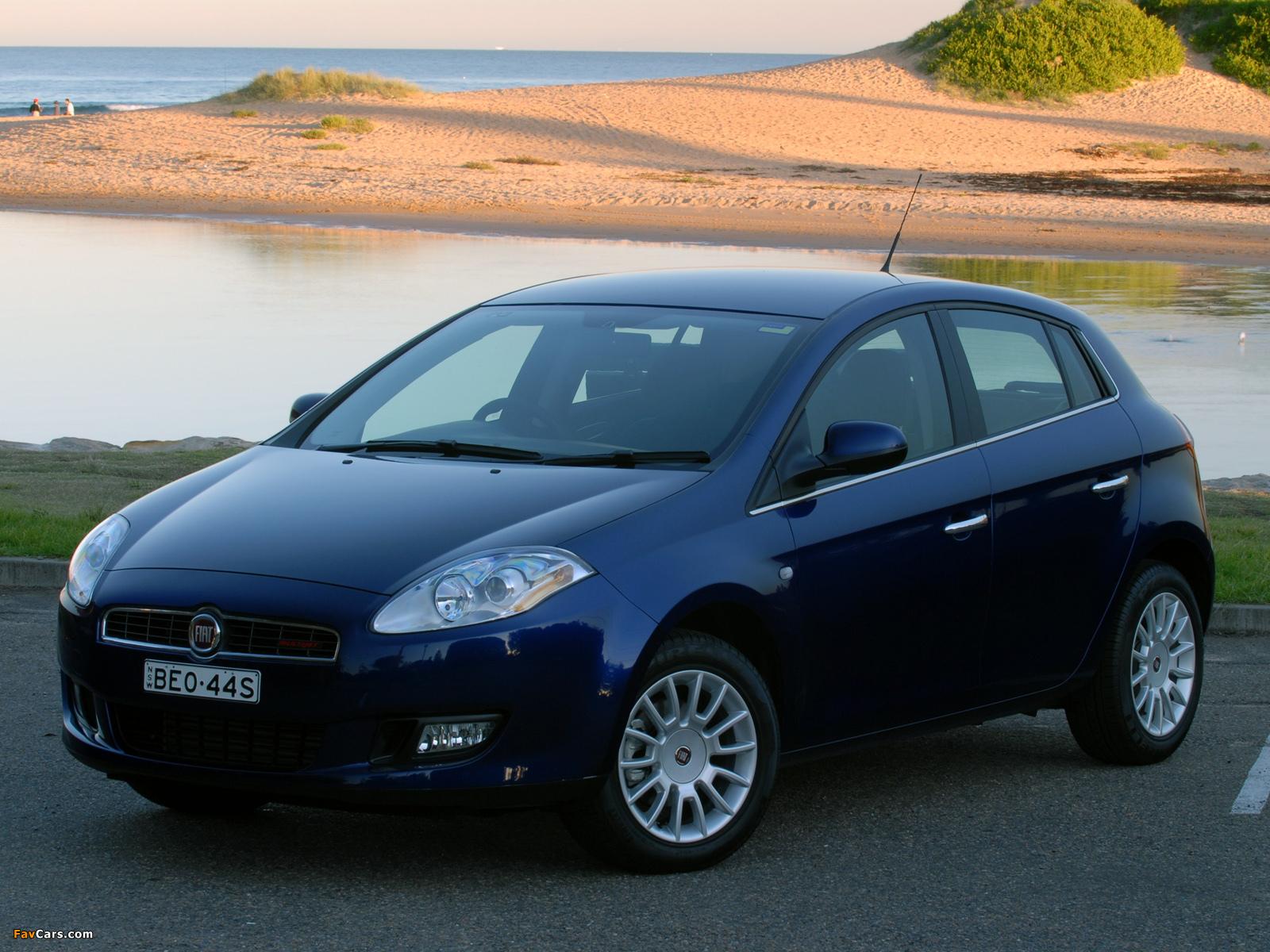 Images of Fiat Ritmo 2008–09 (1600 x 1200)
