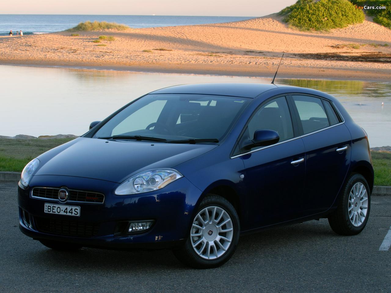 Images of Fiat Ritmo 2008–09 (1280 x 960)