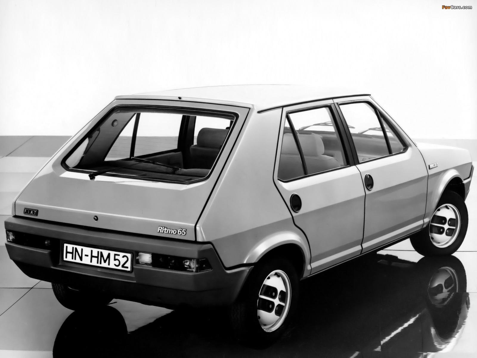 Photos of Fiat Ritmo 5-door 1978–82 (1600 x 1200)