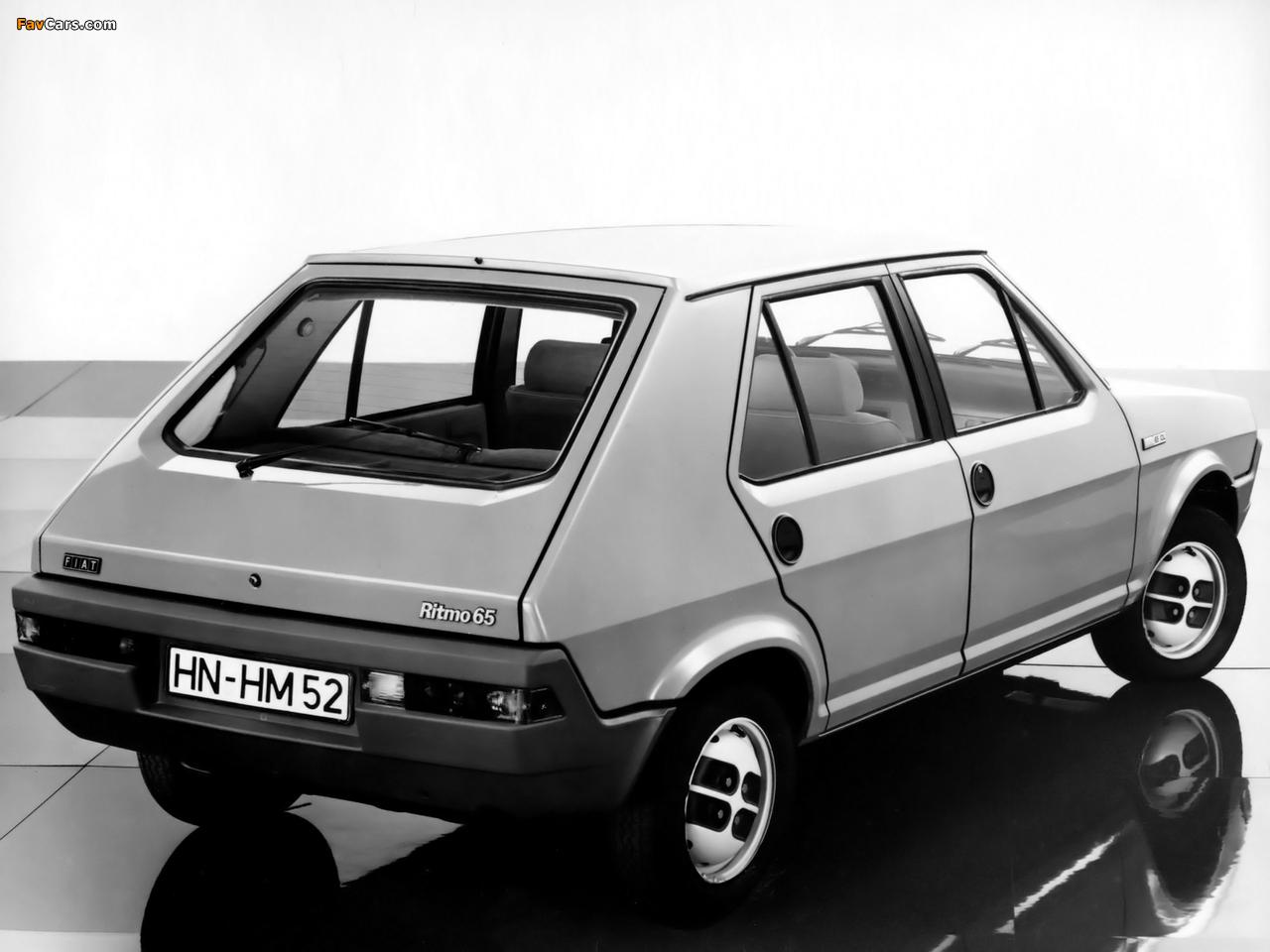 Photos of Fiat Ritmo 5-door 1978–82 (1280 x 960)