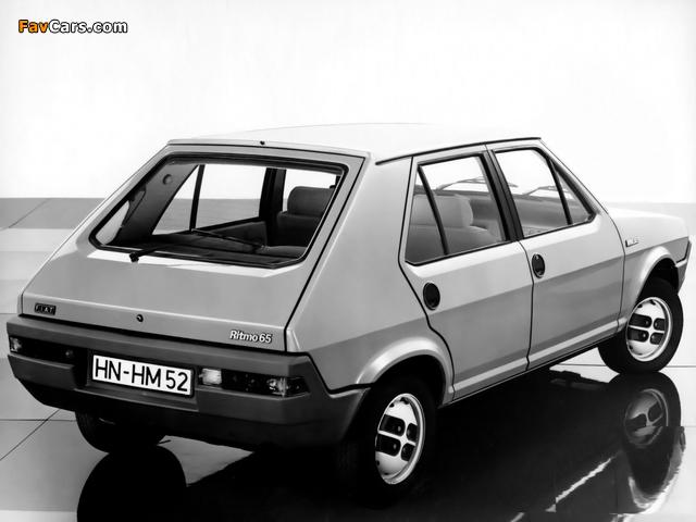 Photos of Fiat Ritmo 5-door 1978–82 (640 x 480)