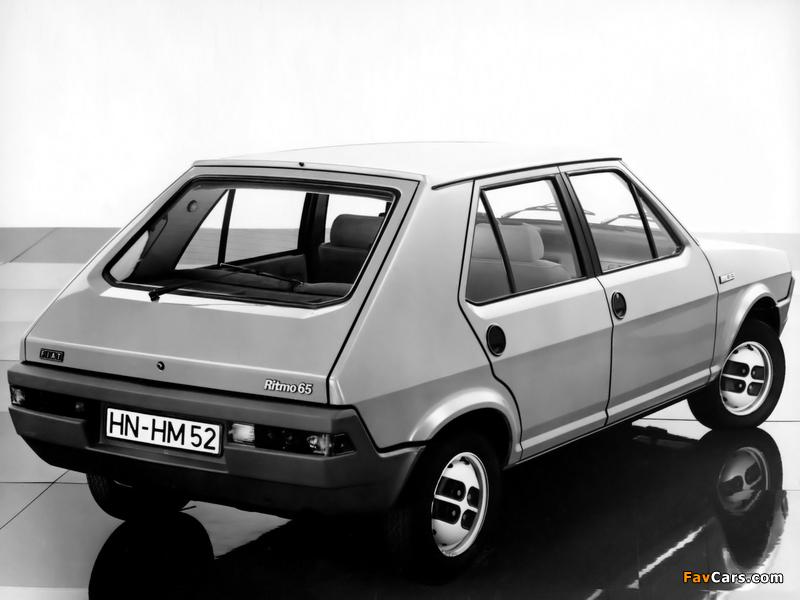 Photos of Fiat Ritmo 5-door 1978–82 (800 x 600)