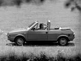 Photos of Fiat Ritmo Cabrio Prototipo 1980
