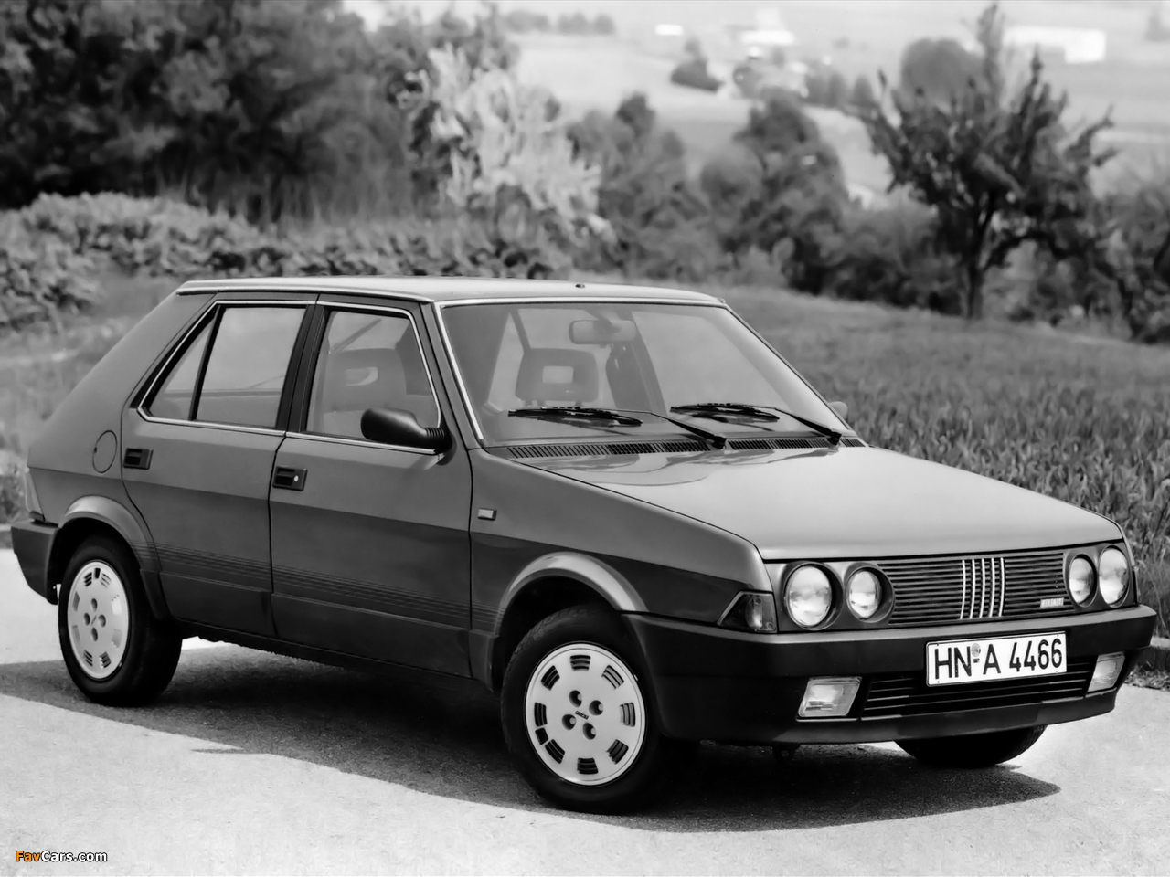 Pictures of Fiat Ritmo 5-door 1985–88 (1280 x 960)