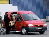 Fiat Scudo Cargo 1995–2004 images