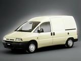 Fiat Scudo Cargo 1995–2004 pictures