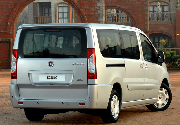fiat scudo panorama za spec 2008 images. Black Bedroom Furniture Sets. Home Design Ideas