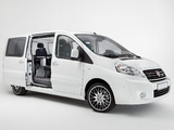 Fiat Scudo Panorama VitaMo 2011 photos