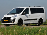 Fiat Scudo Black Line Edition 2011 pictures