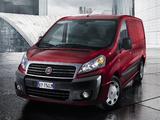Fiat Scudo Cargo 2013 photos